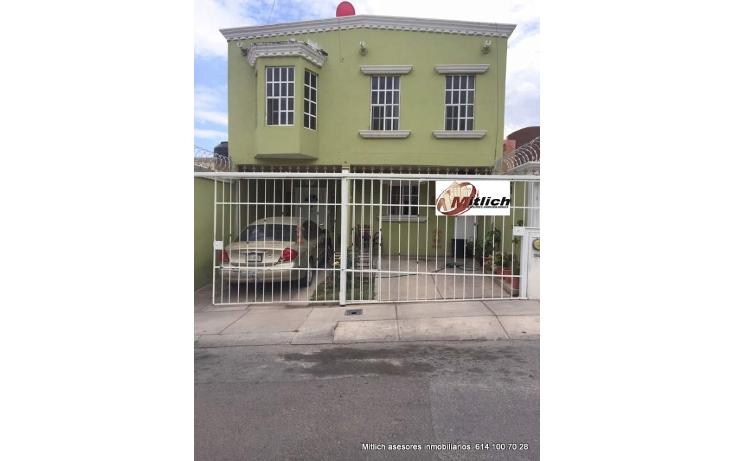 Foto de casa en venta en  , misiones universidad i, ii y iii, chihuahua, chihuahua, 1446613 No. 01