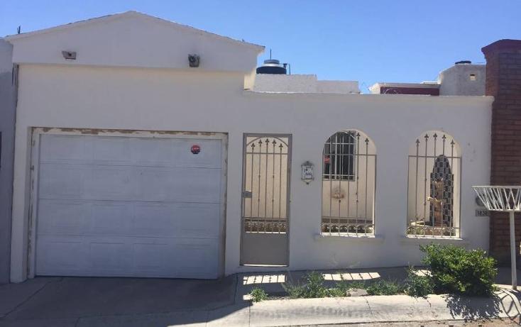Foto de casa en venta en  , misiones universidad i, ii y iii, chihuahua, chihuahua, 1832558 No. 01