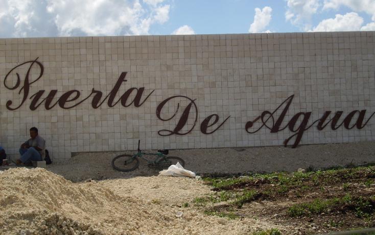 Foto de terreno habitacional en venta en, misne iii, mérida, yucatán, 1959509 no 02