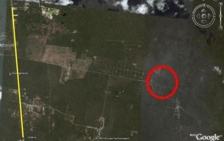 Foto de terreno habitacional en venta en  , misnebalam, progreso, yucat?n, 1419293 No. 02