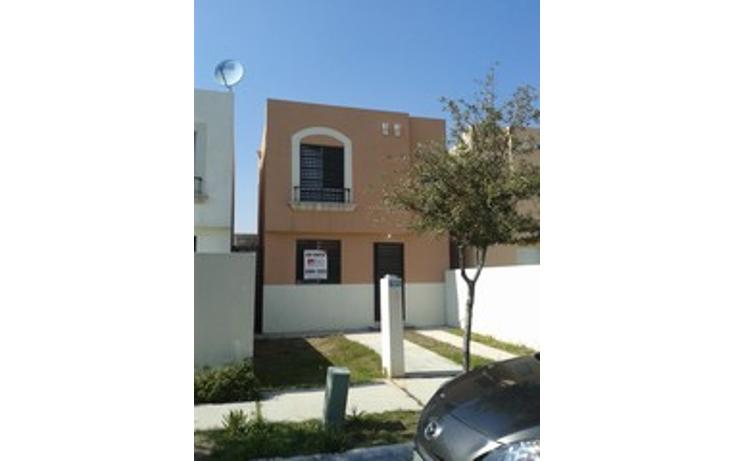 Foto de casa en venta en  , mitras poniente bicentenario, garc?a, nuevo le?n, 1125181 No. 01