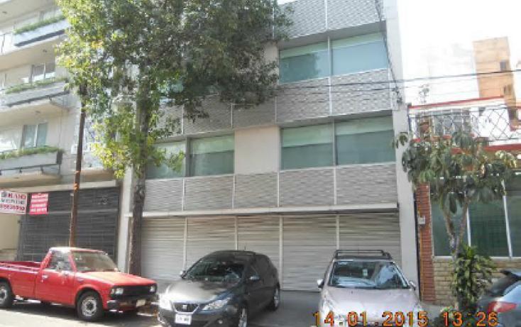 Foto de edificio en venta en, mixcoac, benito juárez, df, 1873888 no 01