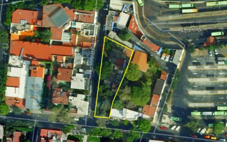 Foto de terreno habitacional en venta en, mixcoac, benito juárez, df, 1898936 no 01
