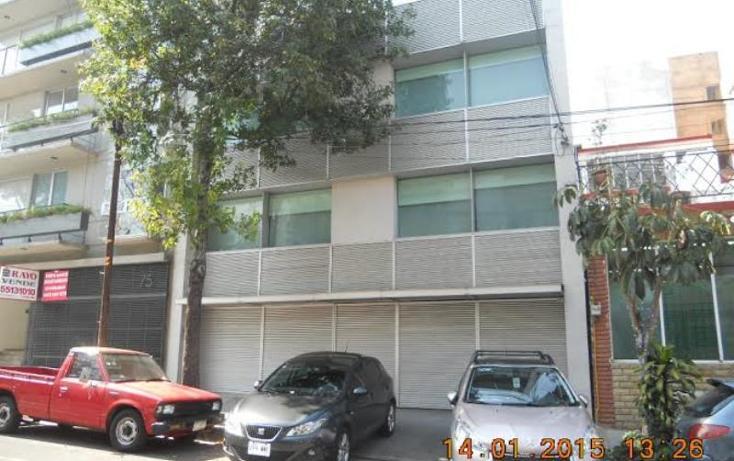 Foto de edificio en venta en  , mixcoac, benito juárez, distrito federal, 1039789 No. 02