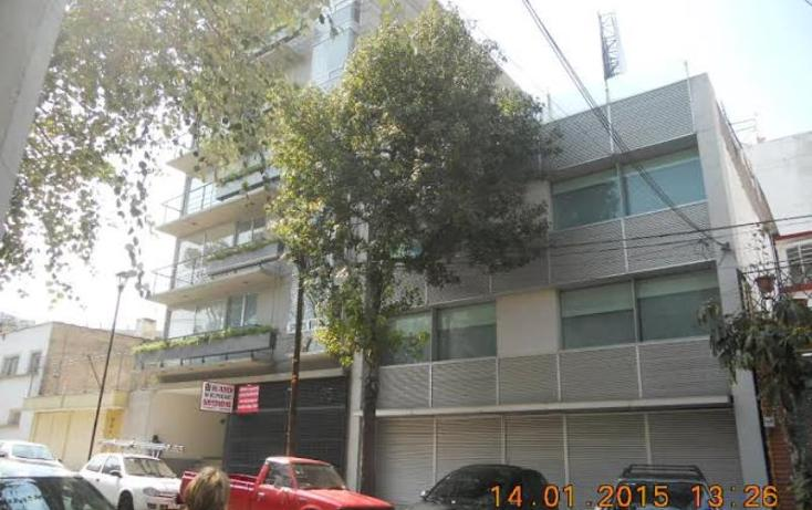 Foto de edificio en venta en  , mixcoac, benito juárez, distrito federal, 1039789 No. 03