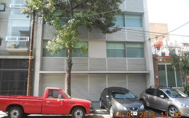 Foto de edificio en venta en  , mixcoac, benito juárez, distrito federal, 1039789 No. 04