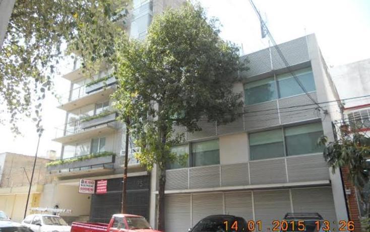 Foto de edificio en venta en  , mixcoac, benito juárez, distrito federal, 1039789 No. 17
