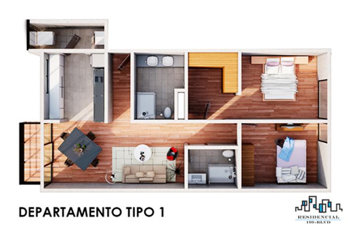 Foto de departamento en venta en  , mixcoac, benito juárez, distrito federal, 1142765 No. 02