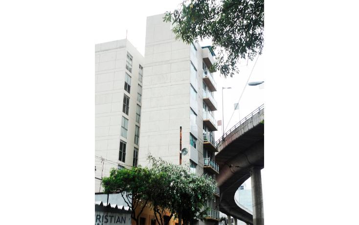 Foto de departamento en renta en  , mixcoac, benito juárez, distrito federal, 2014980 No. 01