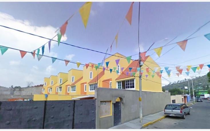 Foto de casa en venta en mixcoatl 161, santa isabel tola, gustavo a. madero, distrito federal, 2024038 No. 01