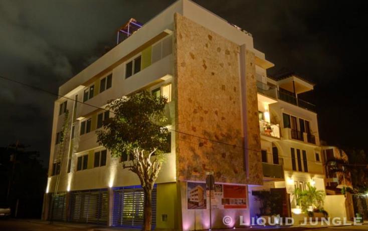 Foto de departamento en venta en  mls223, playa del carmen centro, solidaridad, quintana roo, 471659 No. 11
