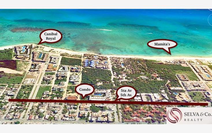 Foto de departamento en venta en  mls242/2, playa del carmen centro, solidaridad, quintana roo, 1676100 No. 12