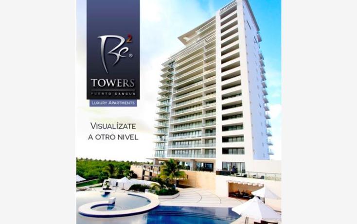 Foto de departamento en venta en  mls331, zona hotelera, benito juárez, quintana roo, 783881 No. 33