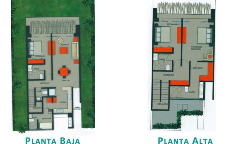 Foto de casa en venta en  mls616, playa car fase ii, solidaridad, quintana roo, 1650860 No. 03