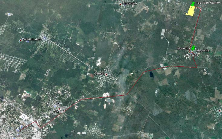 Foto de terreno comercial en venta en  , mococha, mocochá, yucatán, 1059543 No. 03