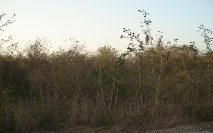 Foto de terreno comercial en venta en  , mococha, mocochá, yucatán, 1115933 No. 01