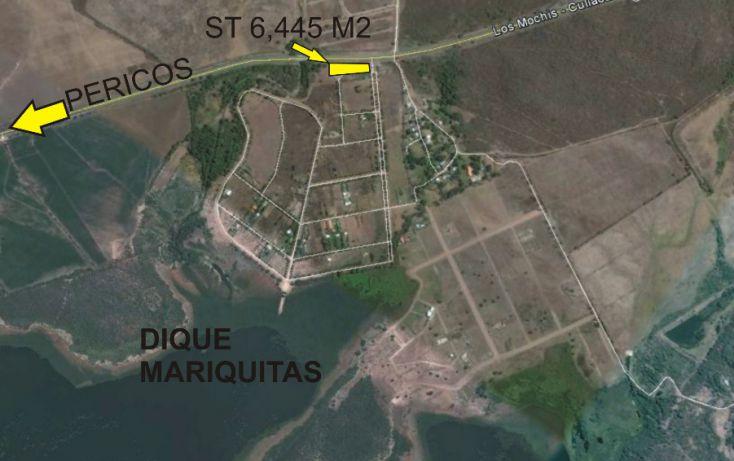 Foto de terreno habitacional en venta en, mocorito centro, mocorito, sinaloa, 1144761 no 02