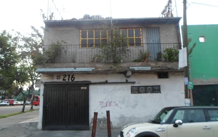 Foto de casa en venta en  , moctezuma 2a sección, venustiano carranza, distrito federal, 1278155 No. 01