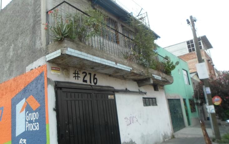 Foto de casa en venta en  , moctezuma 2a sección, venustiano carranza, distrito federal, 1278155 No. 02