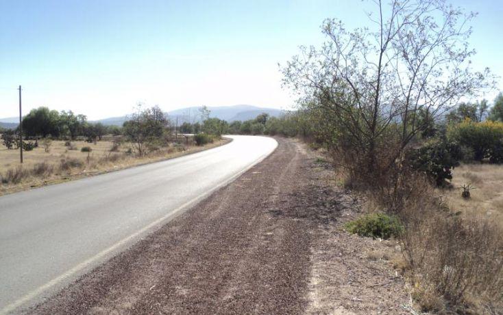 Foto de terreno habitacional en venta en moctezuma, benito juárez, san agustín tlaxiaca, hidalgo, 1464523 no 04