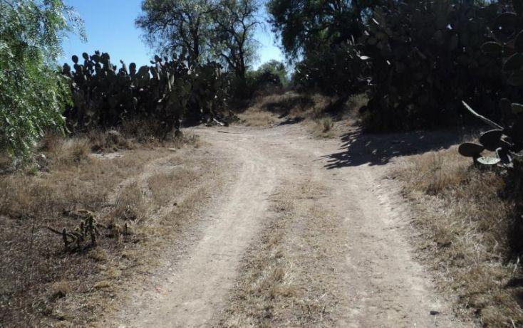 Foto de terreno habitacional en venta en moctezuma, benito juárez, san agustín tlaxiaca, hidalgo, 1464523 no 05