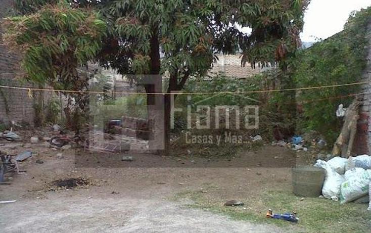 Foto de terreno habitacional en venta en  , moctezuma, tepic, nayarit, 1287001 No. 01