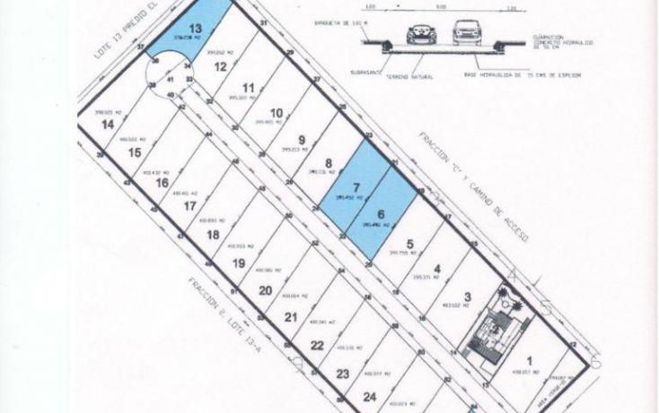 Foto de terreno habitacional en venta en modelorama road palmera lot 27, el tezal, los cabos, baja california sur, 1957204 no 06