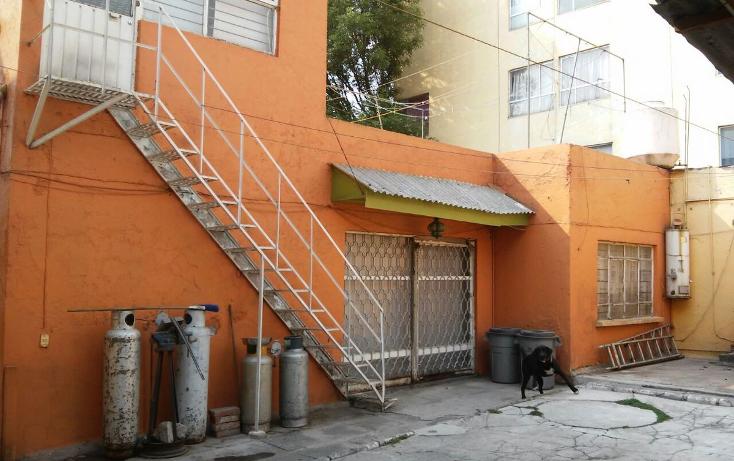 Foto de terreno habitacional en venta en  , moderna, benito ju?rez, distrito federal, 1909215 No. 01