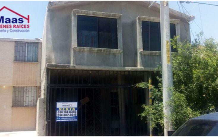 Foto de casa en venta en, moderna, jiménez, chihuahua, 1928948 no 01