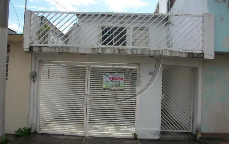 Foto de casa en venta en  , moderno, veracruz, veracruz de ignacio de la llave, 1301521 No. 01