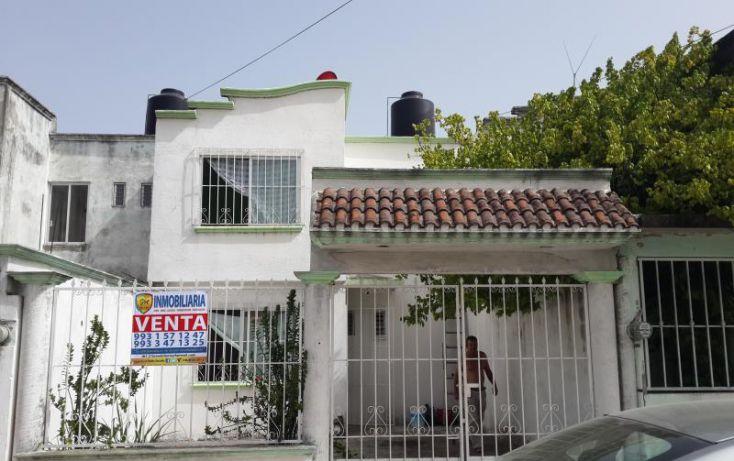 Foto de casa en venta en modulor, coronel traconis 1ra sección la isla, centro, tabasco, 1215485 no 01