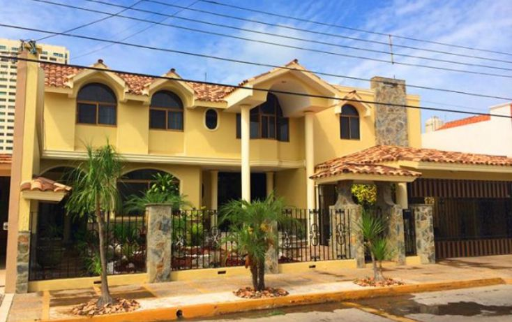 Foto de casa en venta en mojarra 1127, sábalo country club, mazatlán, sinaloa, 1181017 no 01