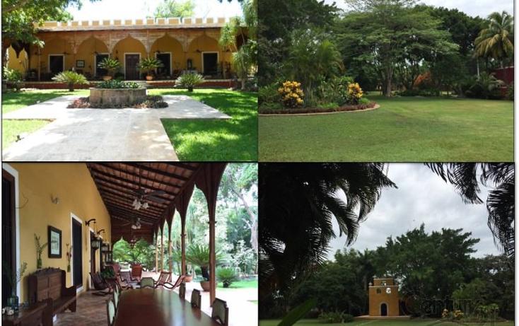 Foto de rancho en venta en  , molas, mérida, yucatán, 1719412 No. 01