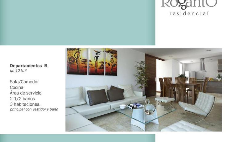 Foto de departamento en venta en  , momoxpan, san pedro cholula, puebla, 1056367 No. 05