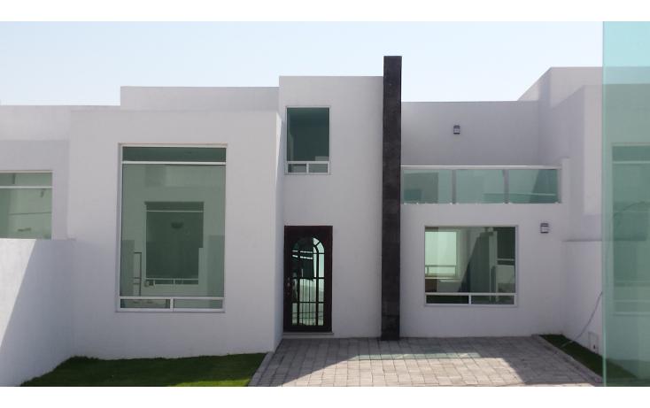 Foto de casa en venta en  , momoxpan, san pedro cholula, puebla, 1128675 No. 01