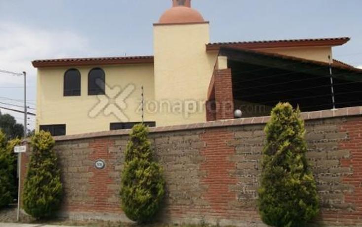 Foto de casa en venta en  , momoxpan, san pedro cholula, puebla, 1133273 No. 01