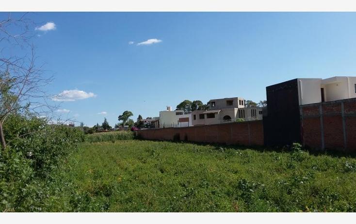 Foto de terreno habitacional en venta en  , momoxpan, san pedro cholula, puebla, 1358537 No. 05