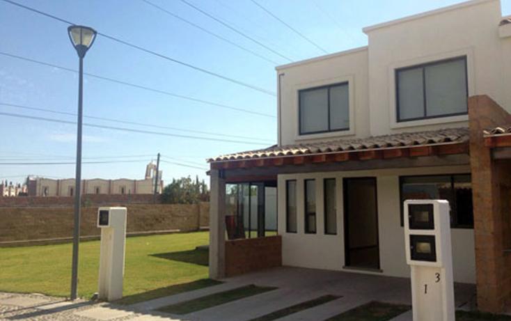 Foto de casa en condominio en renta en  , momoxpan, san pedro cholula, puebla, 1601532 No. 01