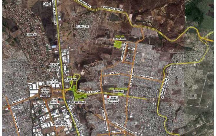 Foto de terreno habitacional en venta en mompani, mompani, querétaro, querétaro, 1008061 no 01