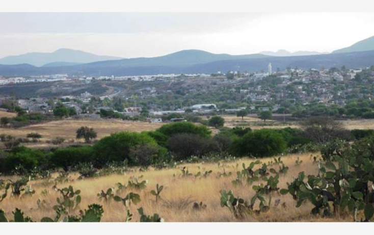 Foto de terreno habitacional en venta en  569, mompani, querétaro, querétaro, 1340963 No. 08