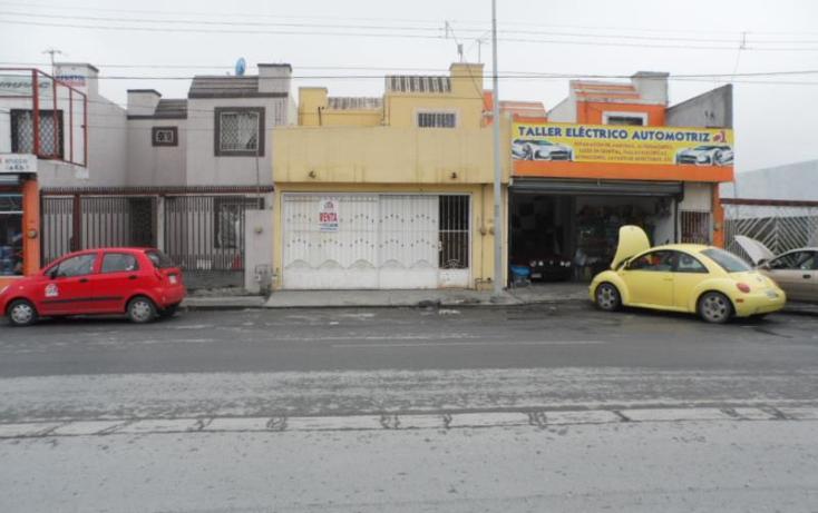 Foto de casa en venta en mona liza 320, barrio san luis 1 sector, monterrey, nuevo león, 811569 No. 02