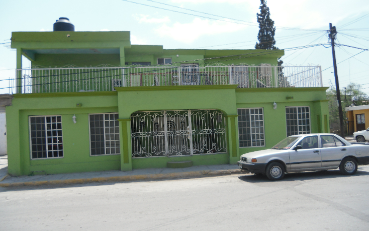 Foto de casa en venta en  , monclova centro, monclova, coahuila de zaragoza, 1076891 No. 01