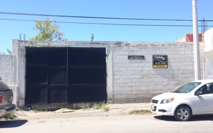 Foto de terreno habitacional en venta en, monclova centro, monclova, coahuila de zaragoza, 1757164 no 01