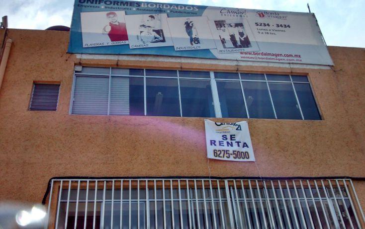 Foto de oficina en renta en monserrat 36, bellavista puente de vigas, tlalnepantla de baz, estado de méxico, 1712724 no 01