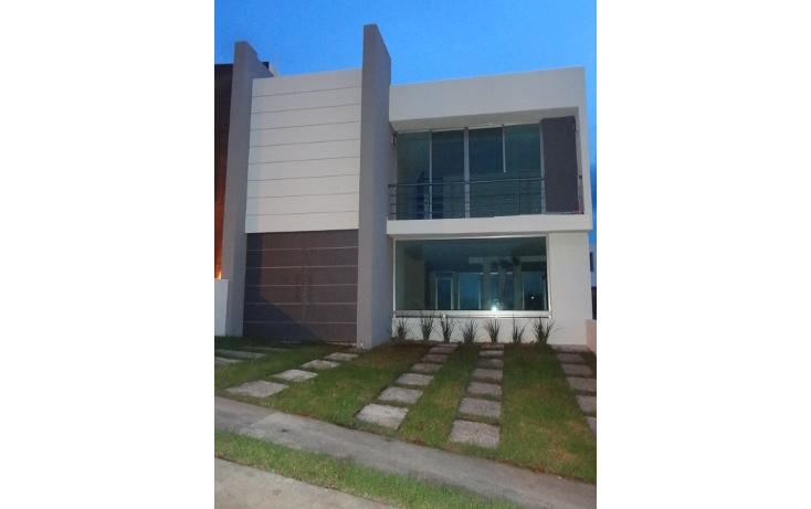 Foto de casa en venta en  , montaña monarca i, morelia, michoacán de ocampo, 1277225 No. 01