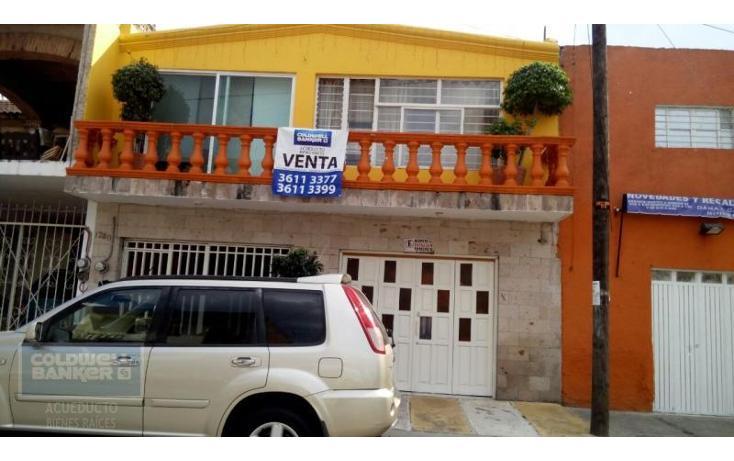 Foto de casa en venta en monte aconcahua 1280, postes cuates (federalismo), guadalajara, jalisco, 2764103 No. 01