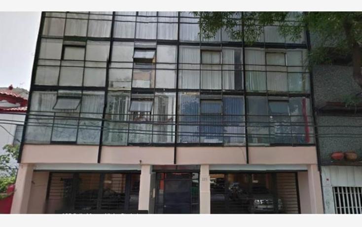 Foto de departamento en venta en monte alban 115, vertiz narvarte, benito juárez, distrito federal, 2047064 No. 01