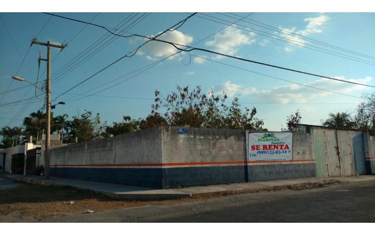 Foto de terreno comercial en renta en  , monte alban, mérida, yucatán, 1104989 No. 02