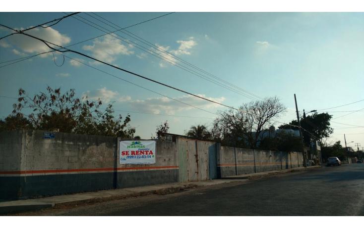 Foto de terreno comercial en renta en  , monte alban, mérida, yucatán, 1104989 No. 03