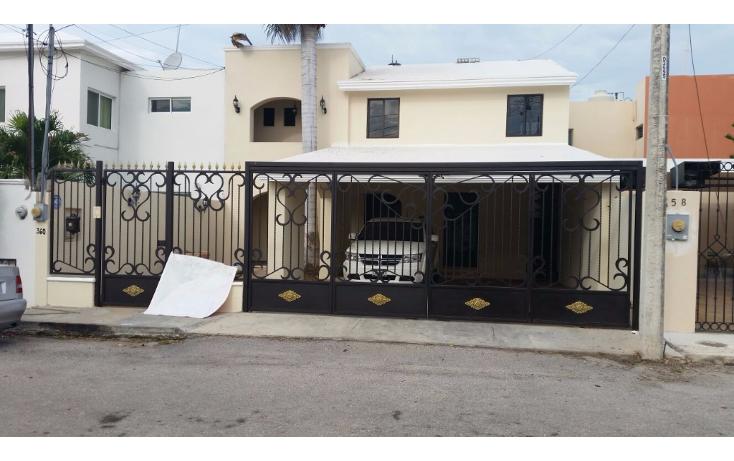 Foto de casa en renta en  , monte alban, mérida, yucatán, 1105077 No. 01